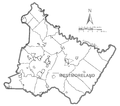 Map of Westmoreland County, Pennsylvania No Text.png