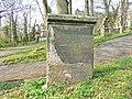 Marburg Friedhof Barfüßertor 095 Epitaph von Motz 1823.JPG