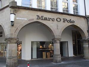 Marc O'Polo - Marc O'Polo store, Münster, Germany