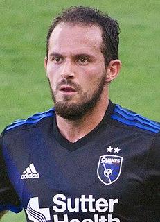 Marco Ureña Costa Rican footballer