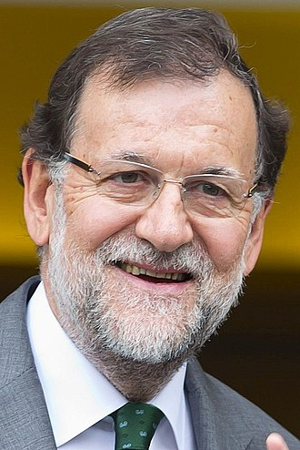 2015 Spanish general election - Image: Mariano Rajoy 2015j (cropped)
