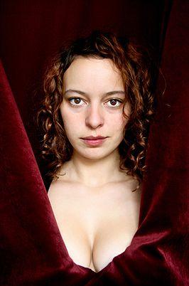 Marie Vinck nude