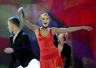 Latvia in the Eurovision Song Contest - Image: Marie N