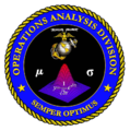 Marine Corps Operations Analysis Division logo 01.png