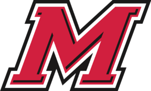 "Marist Red Foxes men's basketball - Image: Marist ""M"" logo"