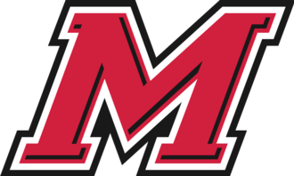 "Marist Red Foxes football - Image: Marist ""M"" logo"