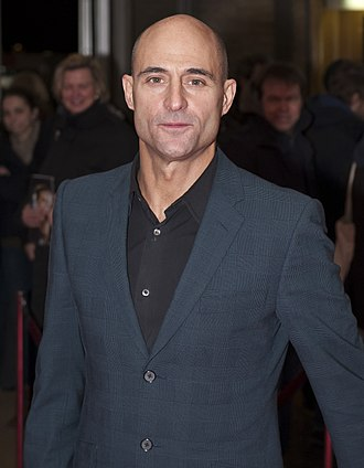 Mark Strong - Strong at the  61st Berlin International Film Festival in 2011
