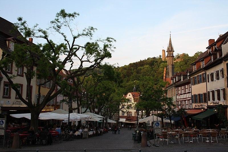 Datei:Marktplatz Weinheim.JPG