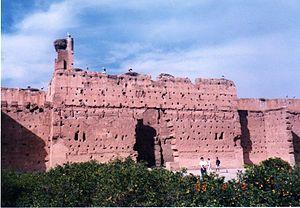Marrakech Al-Bayda Palace