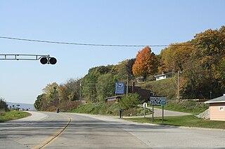 Marshland, Wisconsin Unincorporated community in Wisconsin, United States