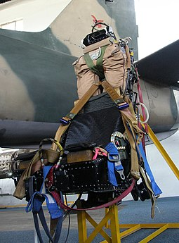 Martin-Baker WY6AM ejection seat. Martin Baker-WY6AM-Ejection Seat(Impala Mk2)01.jpg
