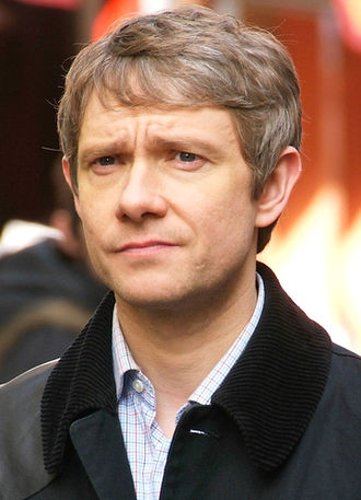 The Hobbit (film series) - Martin Freeman was cast as the titular character.
