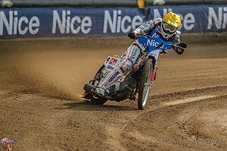 Martin Vaculík Slovakian speedway rider