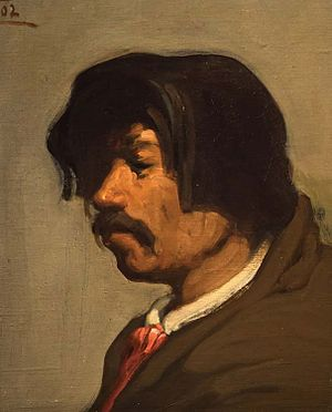 Xavier Martínez - Self-Portrait, 1902