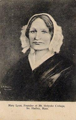 MaryLyon Portrait
