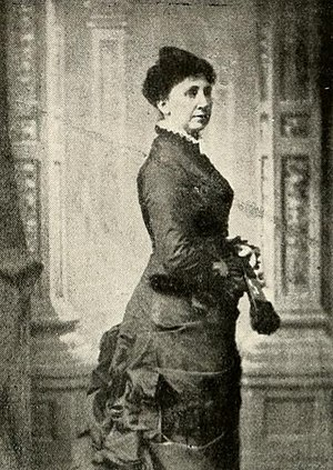 Mary C. Ames - Mary Clemmer Hudson