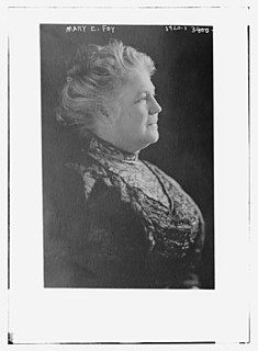 Mary Foy (librarian)
