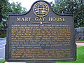 Mary Gay House Historical Marker.jpg