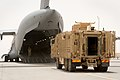 Mastiff Armoured Vehicles Transported to the UK from Afghanistan MOD 45157877.jpg