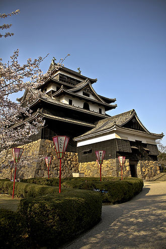 Shimane Prefecture - Matsue Castle