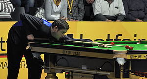 Matthew Stevens - Matthew Stevens at 2013 German Masters