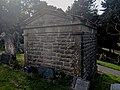 Mausoleum 75 Metres North East Of Chapel At Mansfield Cemetery, Nottingham Road, Mansfield, Notts (3).jpg