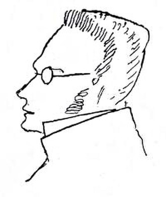 Philosophy of Max Stirner - Portrait of Stirner by philosophical rival Friedrich Engels.