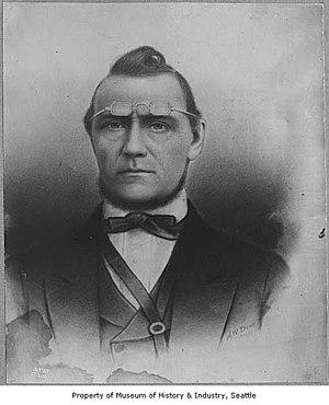 David Swinson Maynard - Doc Maynard, circa 1868