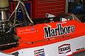 McLaren M26 ex-James Hunt at Silverstone Classic 2011.jpg