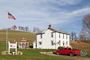 Atwood, Pennsylvania - McLean Farm, a Pennsylvania Century Farm in Atwood
