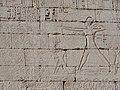 Medinet Habu Ramses III. Tempel Nordostwand 53.jpg