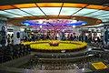 Meeting place in underground arcade near Galleria in Daejeon.jpg