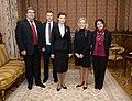 Meeting with Ukraine's First lady Marina Poroshenko (16626482460).jpg