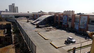 Mehsana - GSRTC central bus station in Mehsana