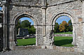 Mellifont Abbey Lavabo Arches 2013 09 27.jpg