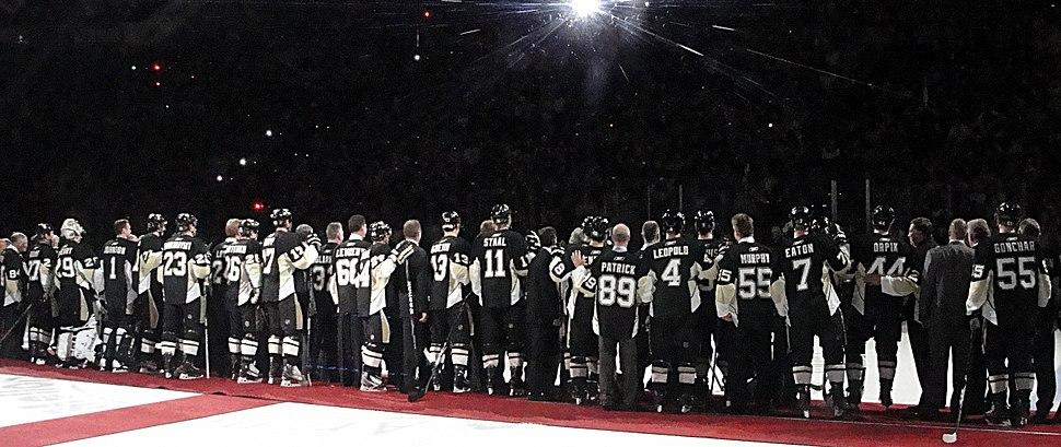 Mellon Arena Final Regular Season Game 2010-04-08 2