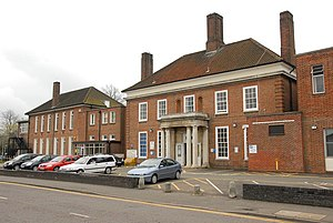 West Town, Peterborough - The Memorial Hospital (1928), Midland Road, Peterborough.