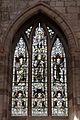 Memorial to Neville Beard in St Oswald's Church, Ashbourne.jpg