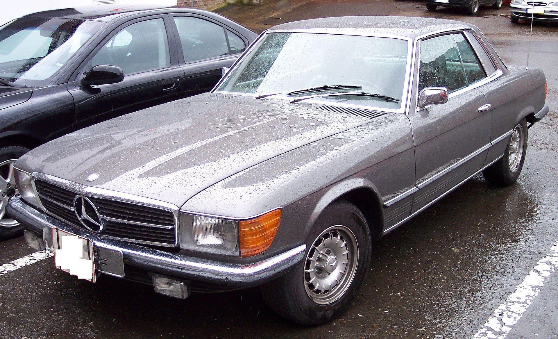 Mercedes benz clase slc wikipedia la enciclopedia libre for Mercedes benz alexandria la