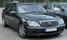 Mercedes-Benz S-Class (W220) - Wikipedia