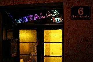 Metalab Hacklab in Vienna
