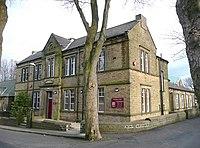 Methodist Sunday School, Stocks Walk, Almondbury - geograph.org.uk - 730513.jpg