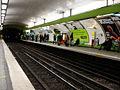 Metro Paris - Ligne 13 - station Montparnasse - Bienvenue 01.jpg