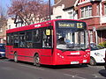 Metroline West DES1696 on Route E5, Southall TH (13231777884).jpg