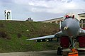 MiG-29 Fulcrum at Mihail Kogalniceanu airbase.JPEG