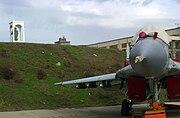 MiG-29 Fulcrum at Mihail Kogalniceanu airbase