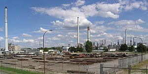 Karlsruhe - MiRO oil refinery