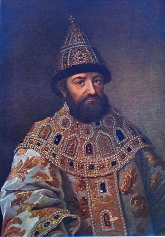 Michael I of Russia - Image: Michail I. Romanov