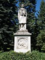 Mihály Héjjas memorial by Sándor Finta, 1918, 2016 Hungary.jpg