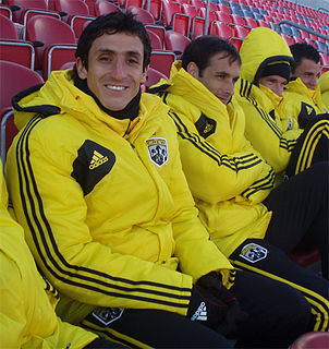 Milovan Mirošević Chilean footballer